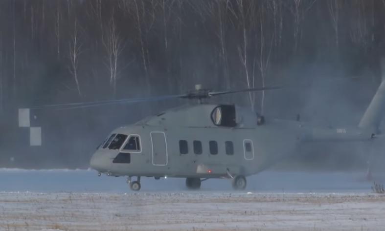 Вертолет МИ-38Т