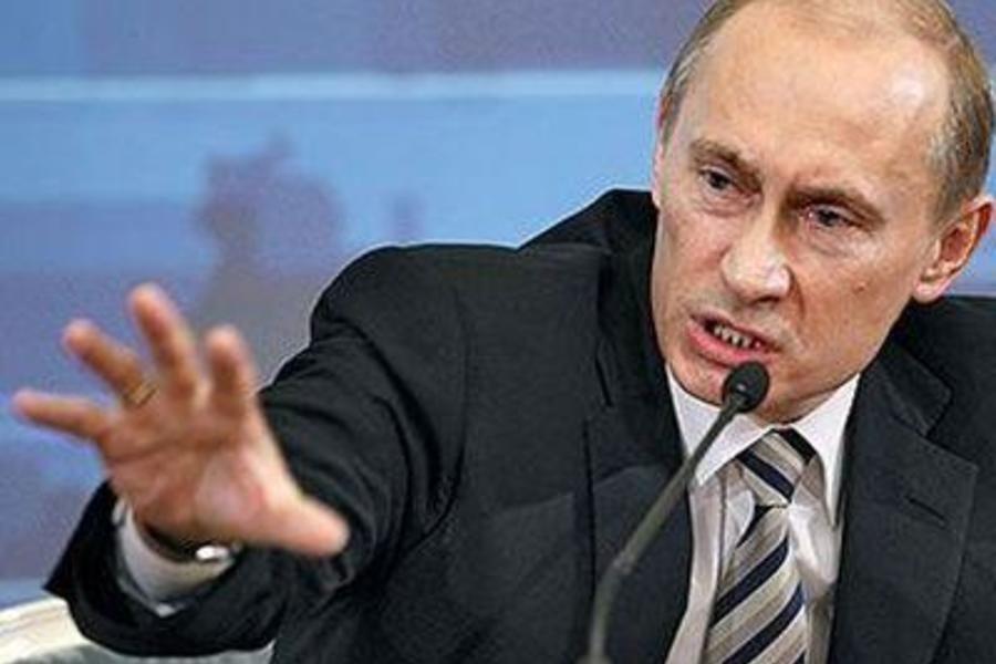 Владимир Путин увольняет генералов