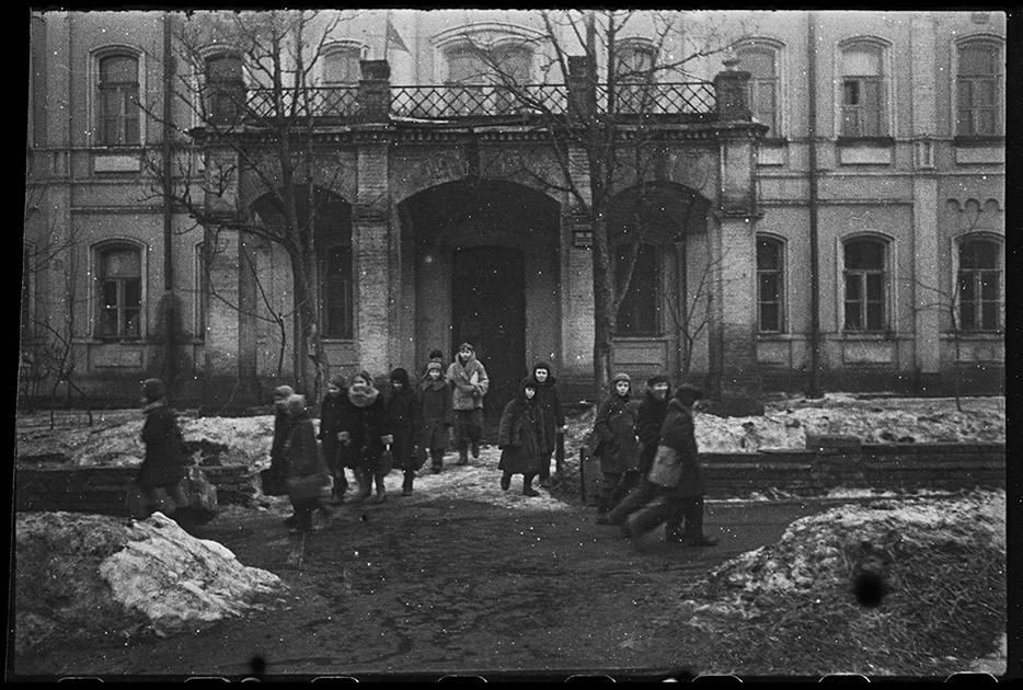Восстановление Харькова