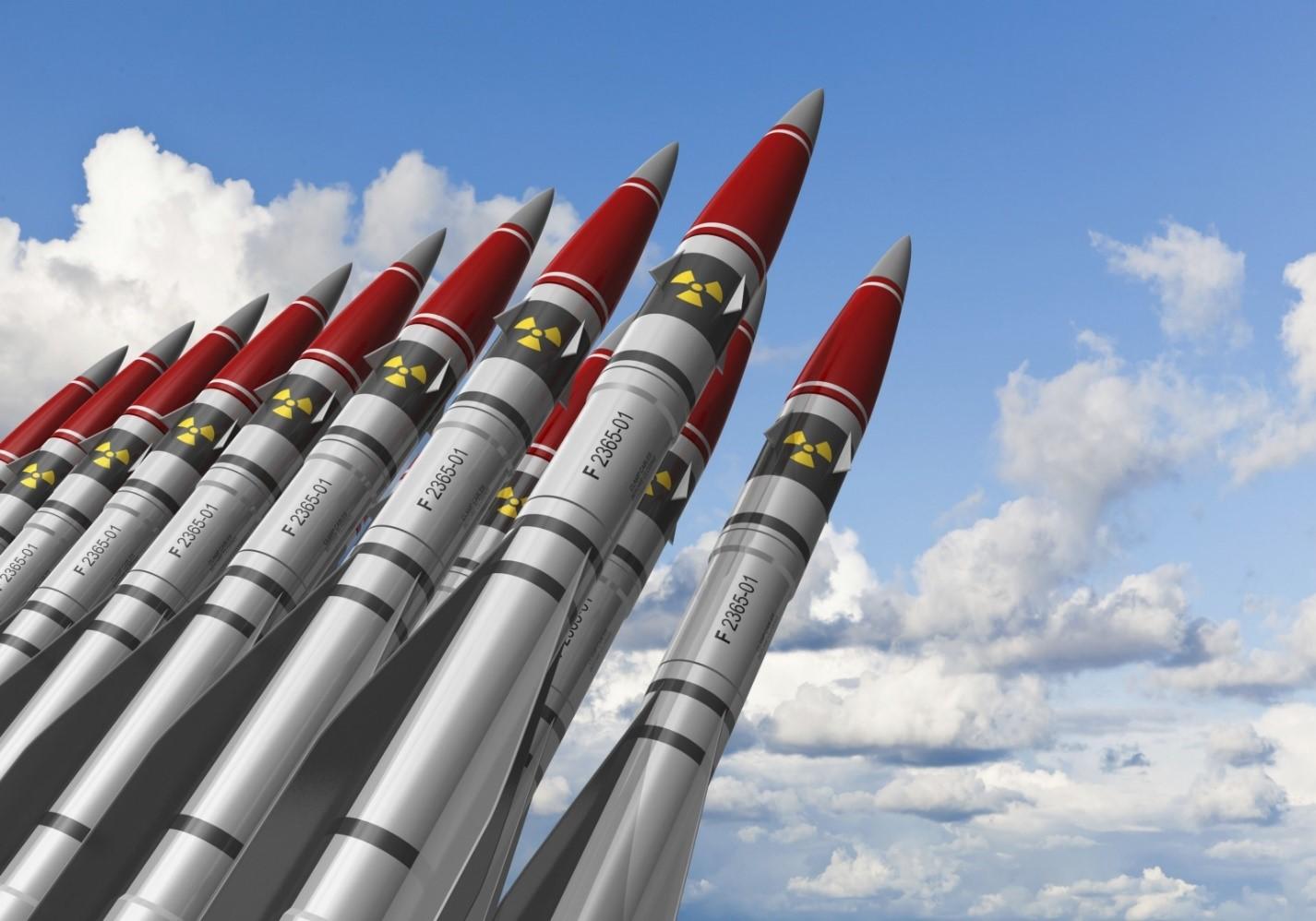 Ядерные ракеты приведены в боевую готовность