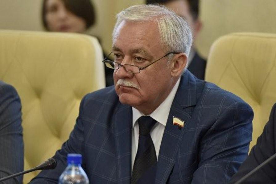 Юрий Гемпель, председатель крымского отделения «Единой России»