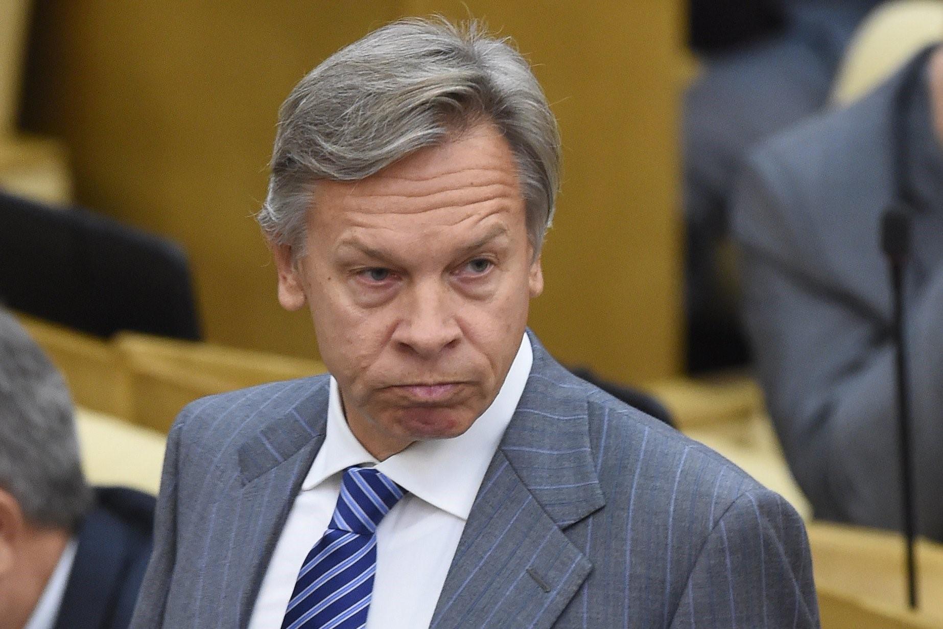Алексей Пушков в Совете Федераций
