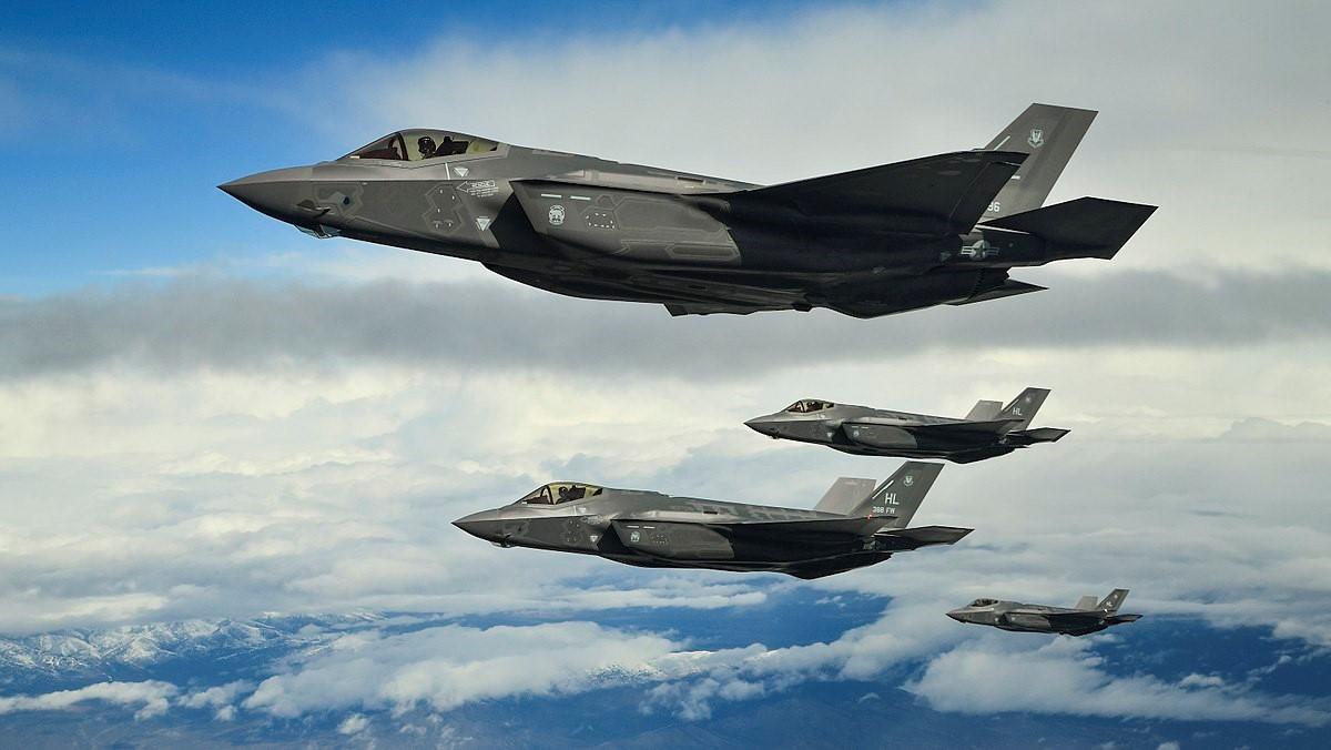 Американские F-35A Block 3