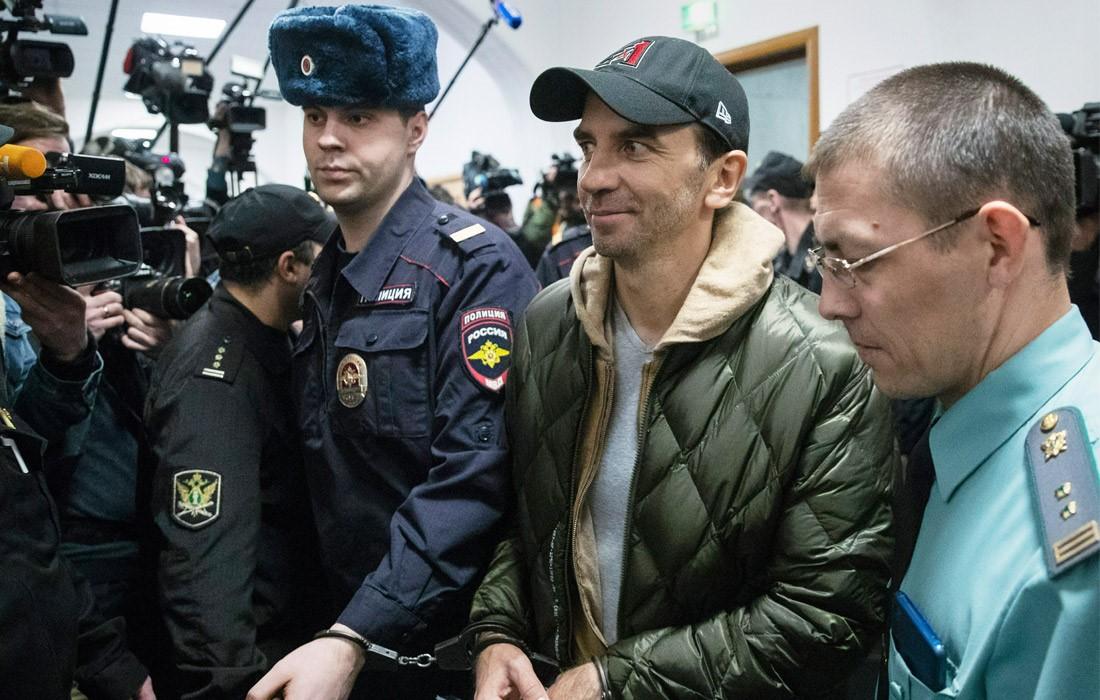 Арест Абызова