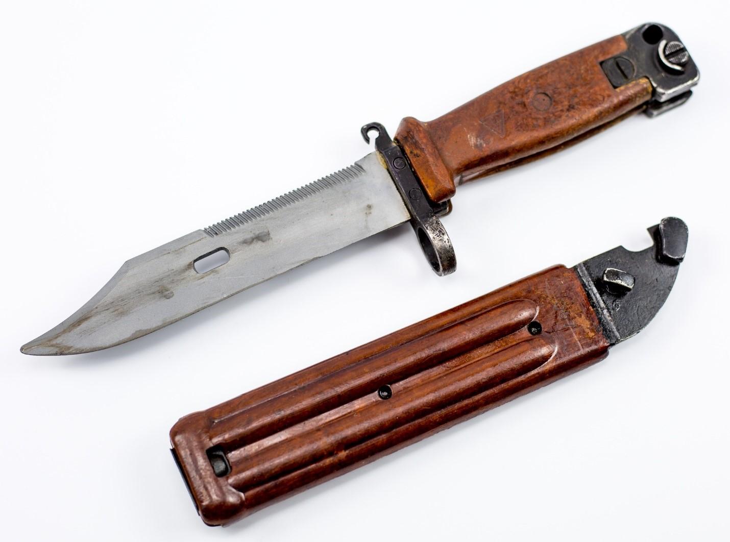 Армейский штык-нож