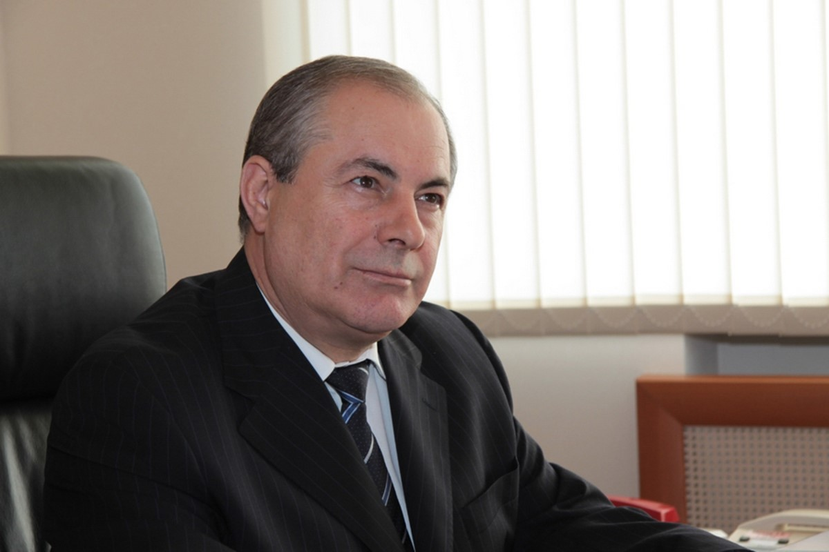 Депутат Гасан Набиев