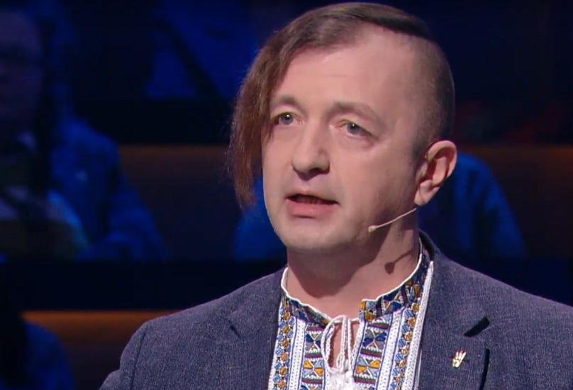 Депутат украинской Рады Эдуард Леонов
