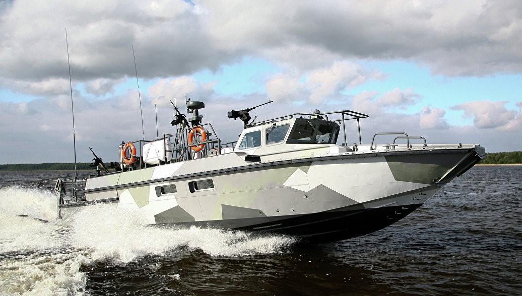 Десантный катер ВМФ РФ