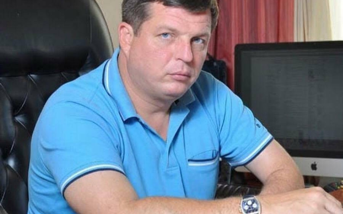 Экс-депутат Алексей Журавко