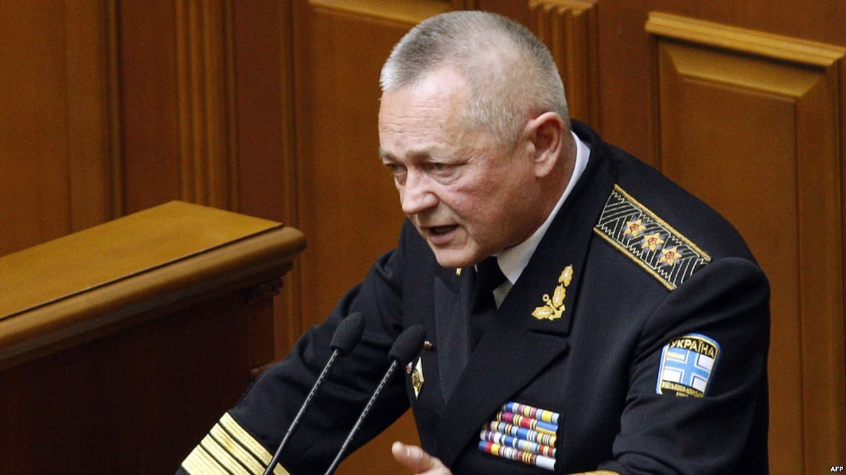 Экс-глава украинского Минобороны