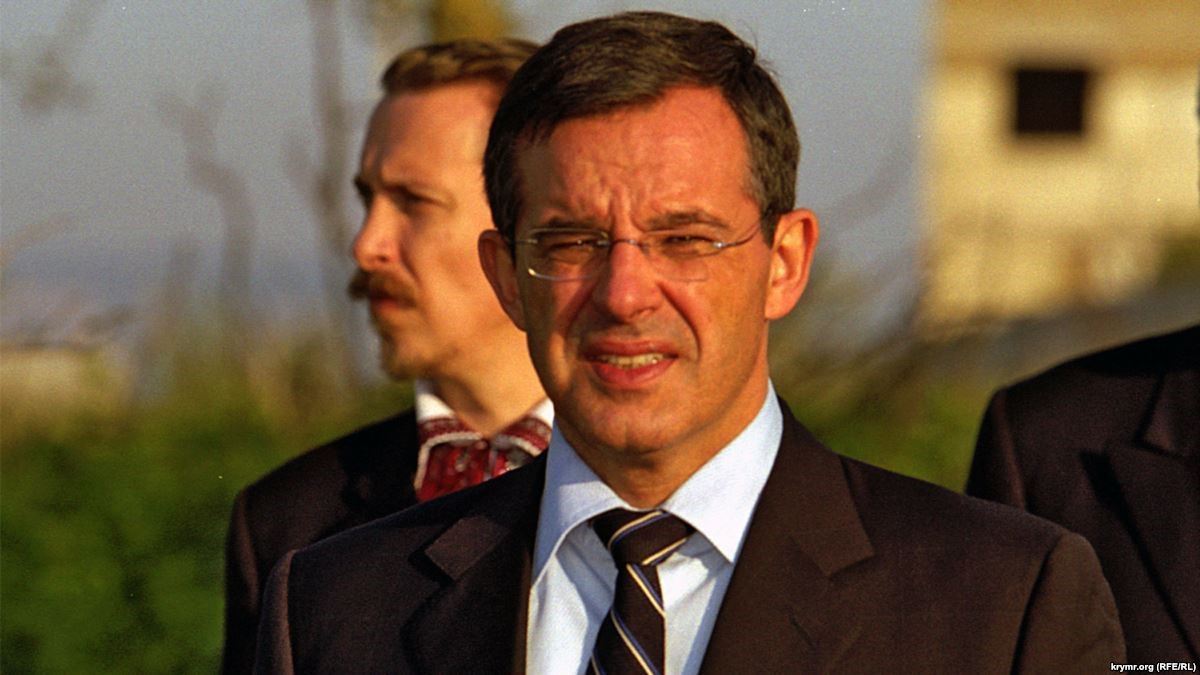 Французский политик Тьерри Мариани