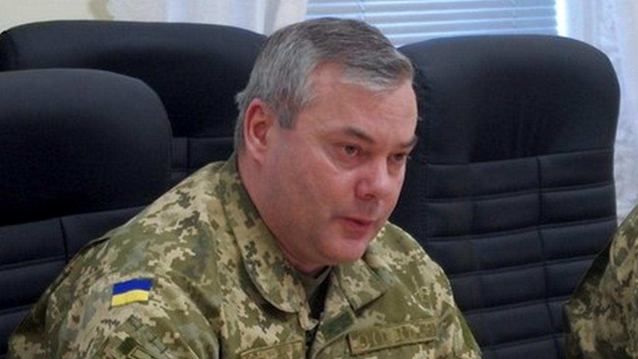 Генерал Сергей Наев