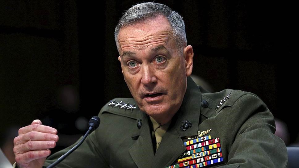 Генерала США Джозеф Данфорд