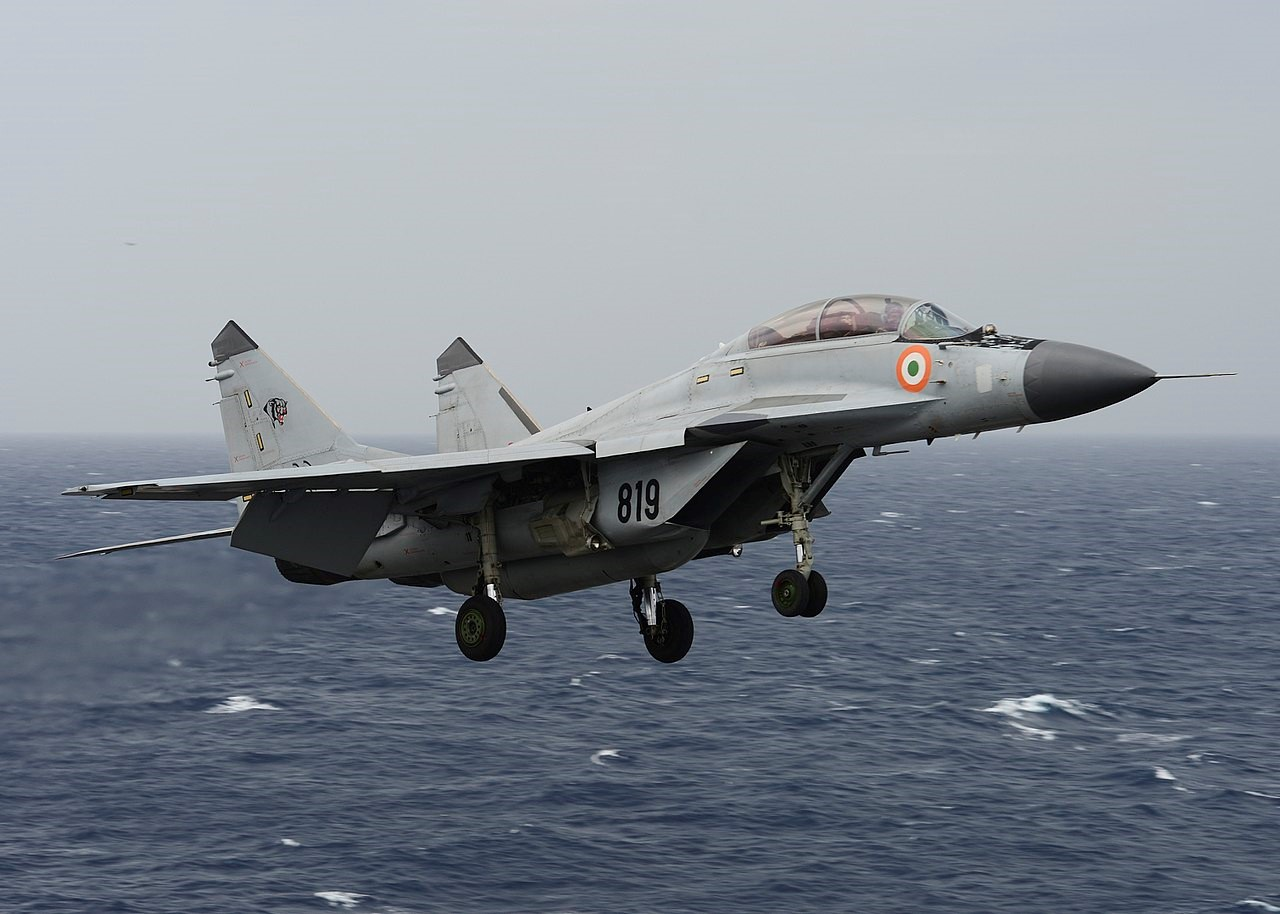 Индийский МиГ-29К