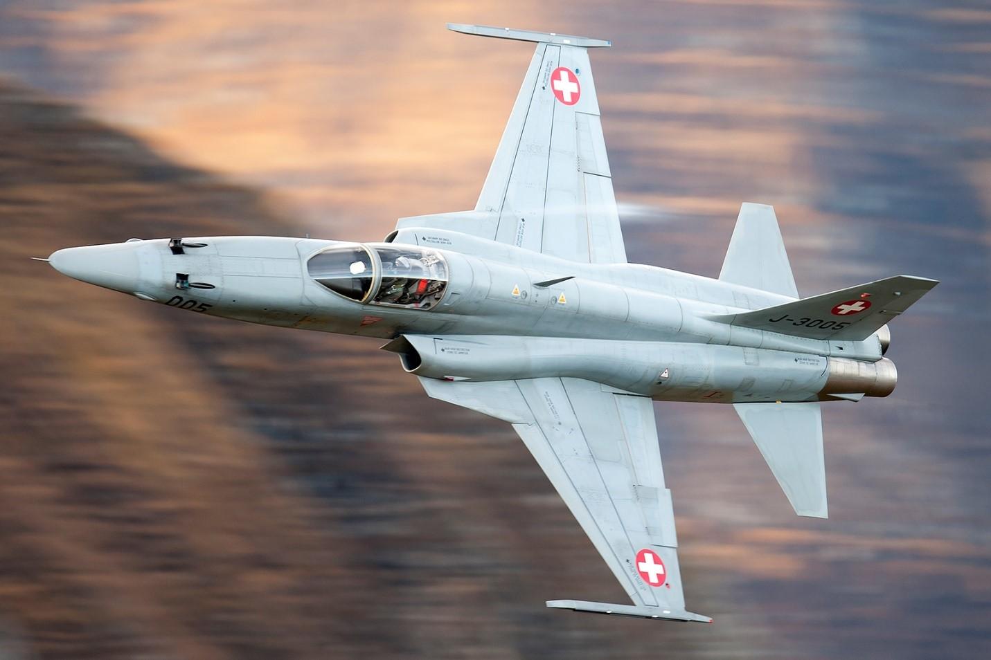 Истребитель F-5 Tiger II
