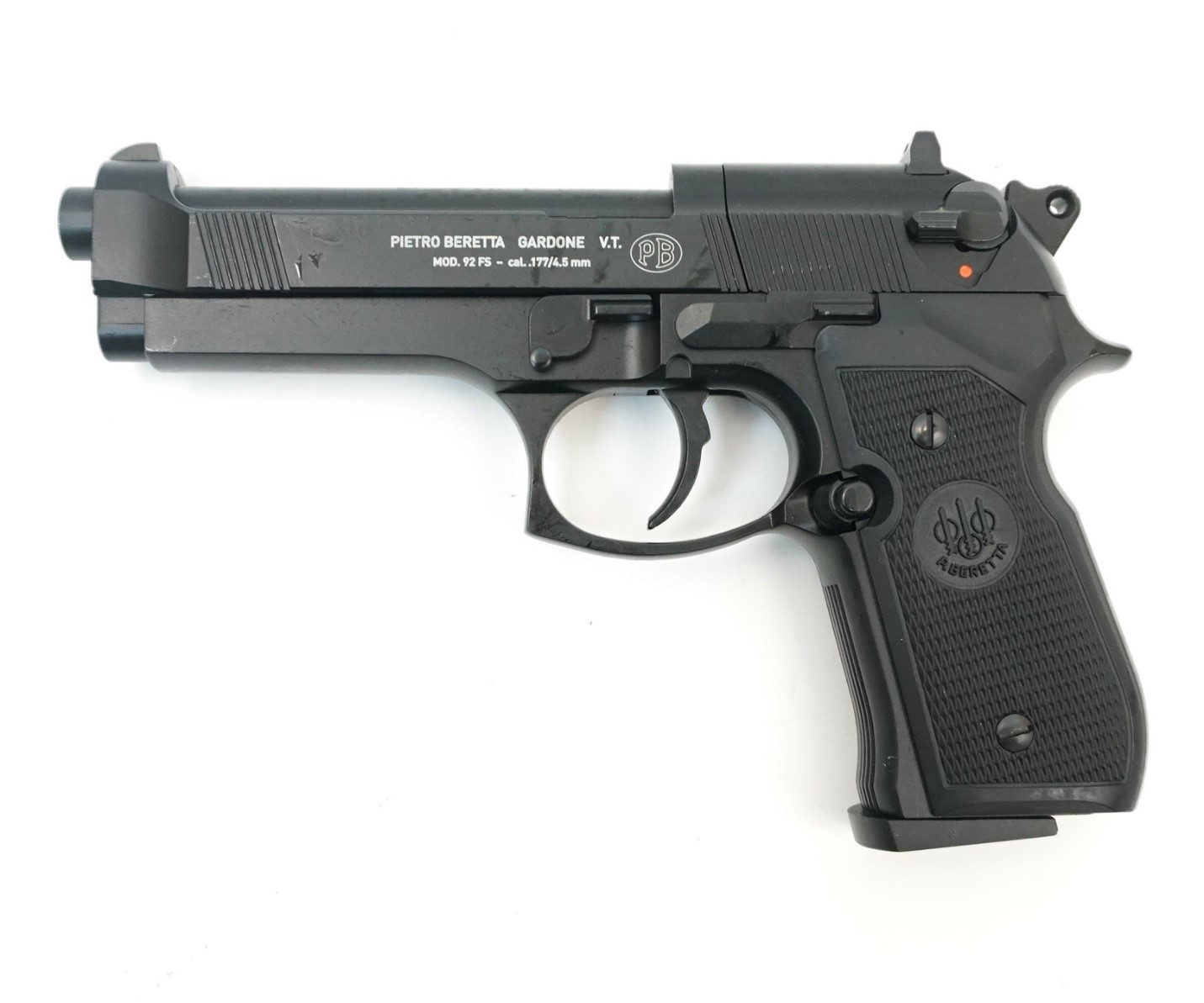 Итальянская Beretta M92