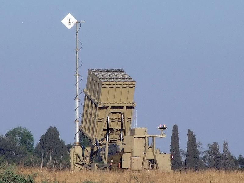 Израильская система ПВО