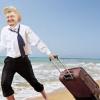 Карикатура: Порошенко сбежал на курорт