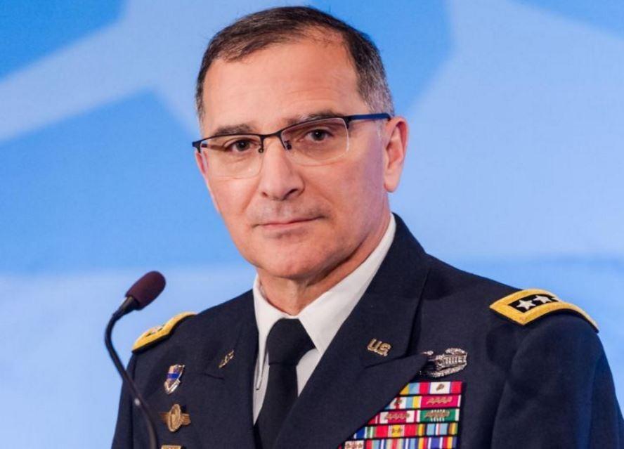 Командующий войсками НАТО в Европе Кертис Скапаротти