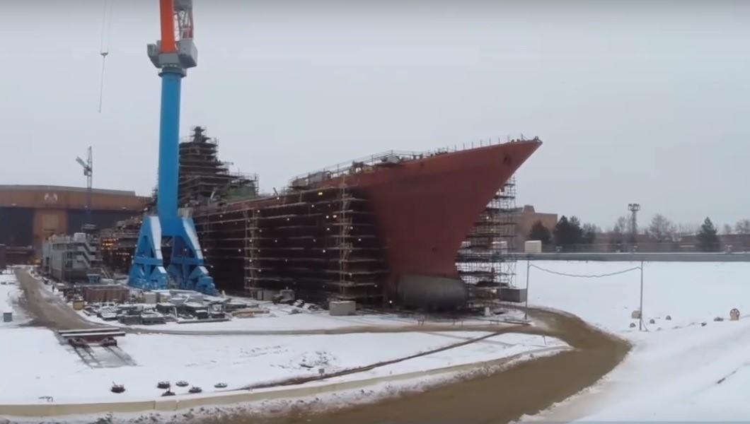 Крейсер «Адмирал Нахимов»