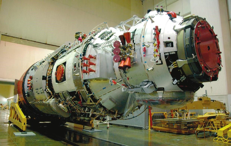 Лабораторный модуль «Наука»