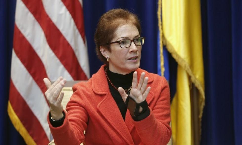 Мари Йованович надеется на честные выборы украинского президента