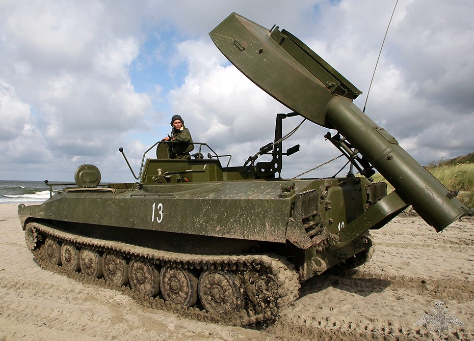 Машина-сапер УР-77 «Метеорит»