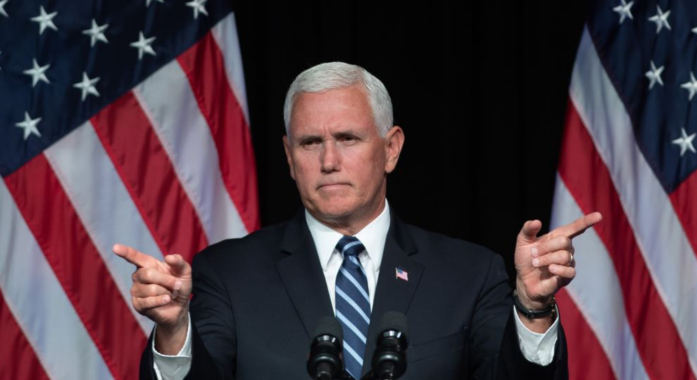 Майк Пенс обещает , что США возглавят космическую гонку