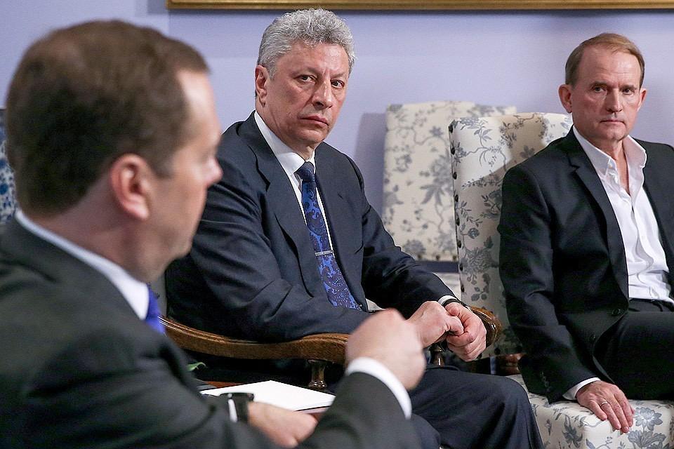Обсуждается транзит газа через Украину