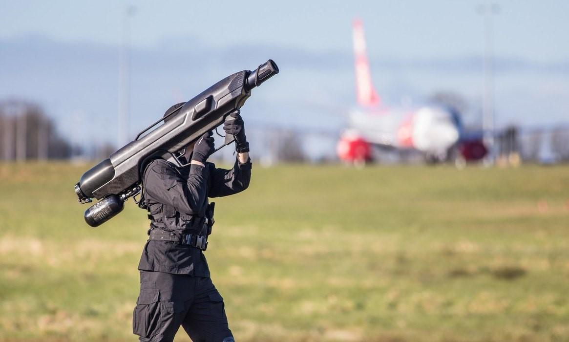 Оружие анти-дрон