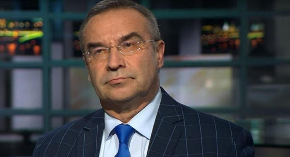 Политолог Андрей Кошкин