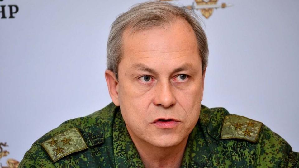 Представитель Донецкой Республики Эдуард Басурин