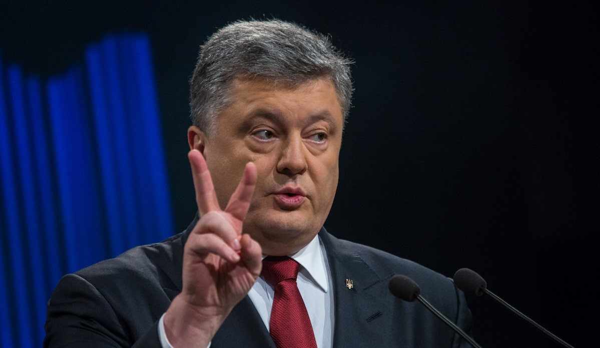 Президент Украины хочет победить