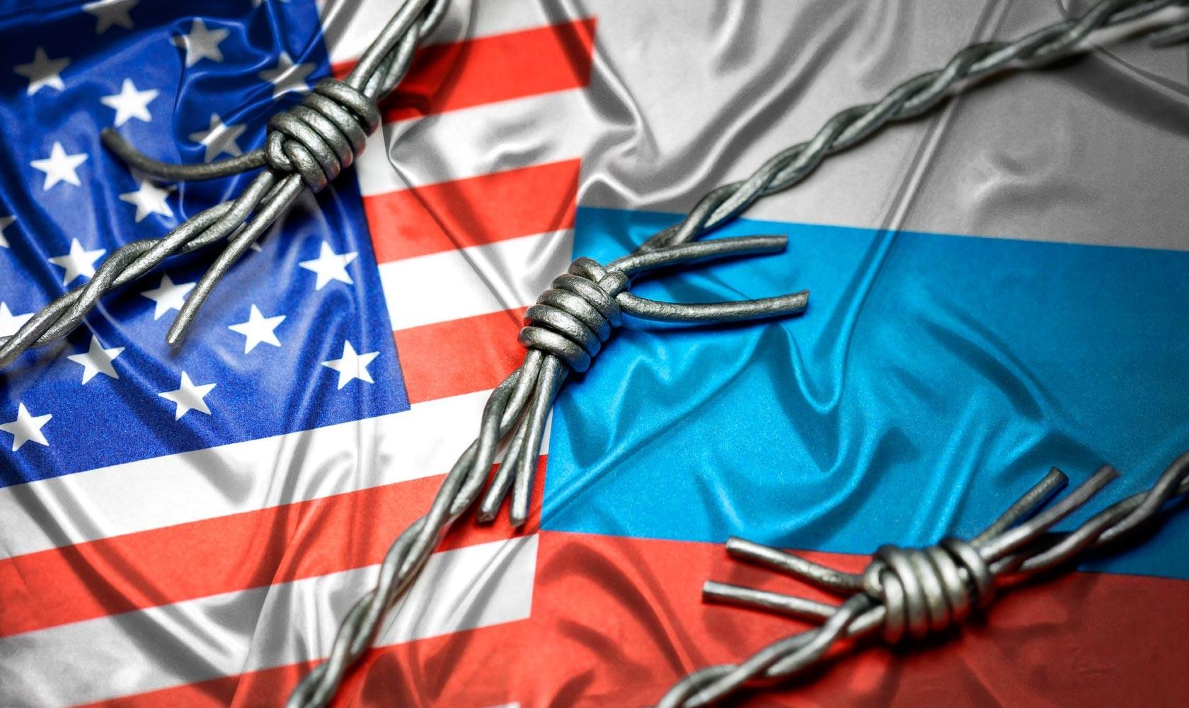 Противостояние РФ и США