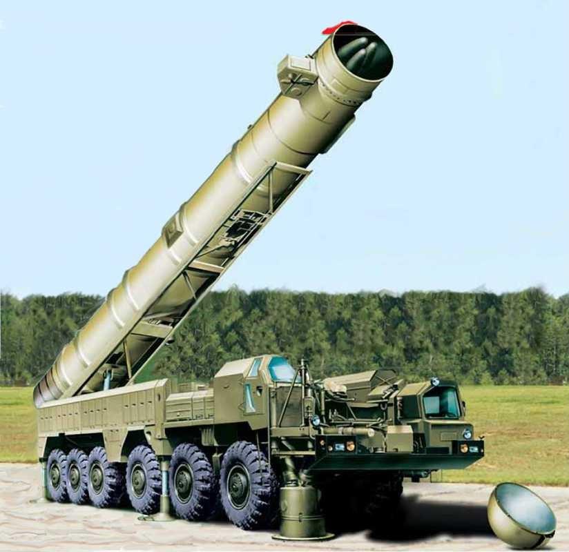 Ракета «Пионер» готова к запуску