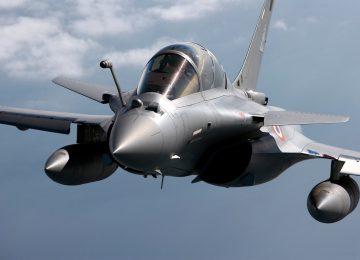 Самолет французских ВВС
