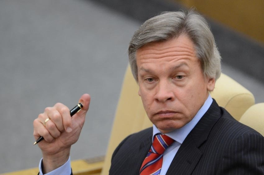 Сенатор РФ Алексей Пушков