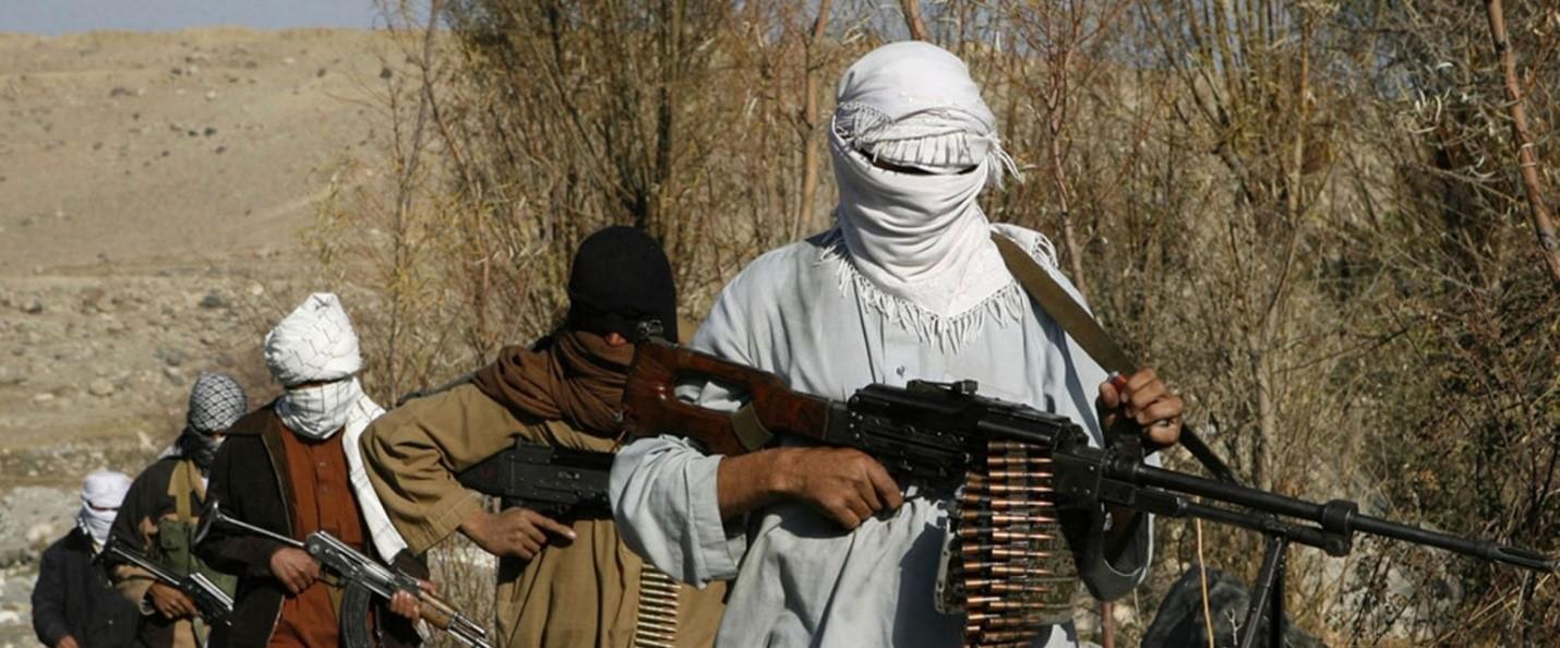 Солдаты Талибана