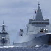 Современные российские корабли