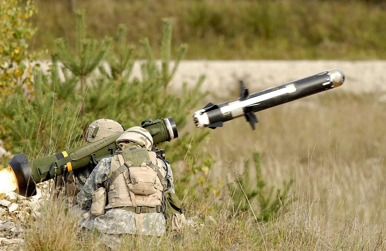 Современный противотанковый ракетный комплекс