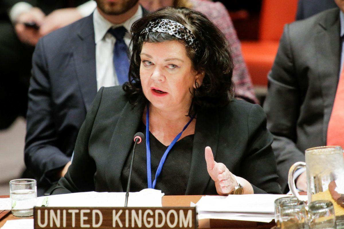 Спецпред Великобритании в ООН
