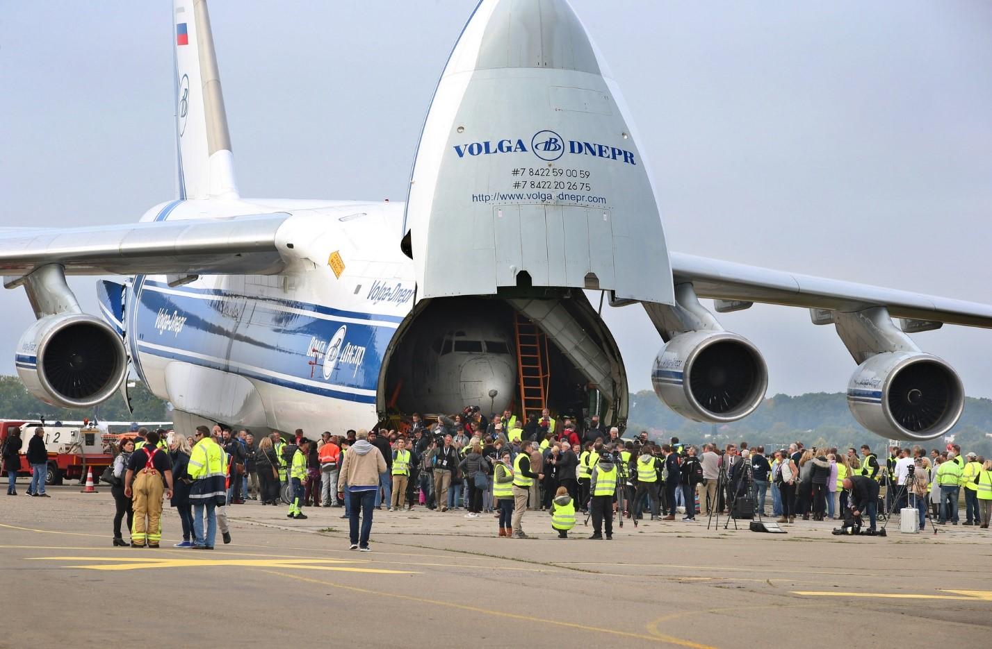 Транспортный самолет «Руслан»