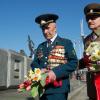 Ветераны ВОВ в парадной форме