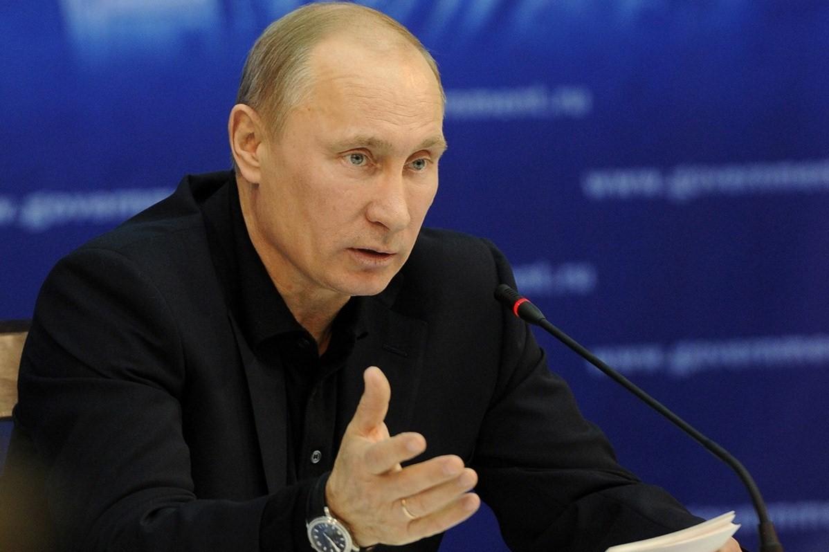 Владимир Путин объясняет