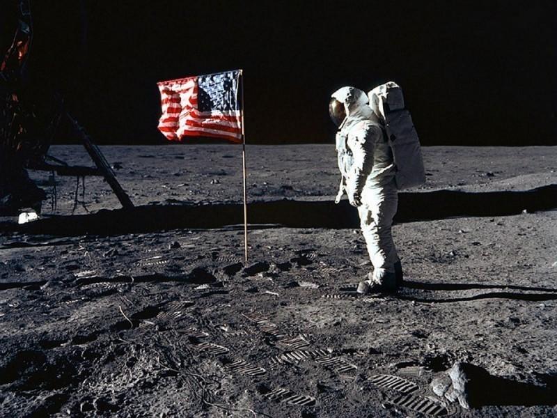 Высадка на Луне
