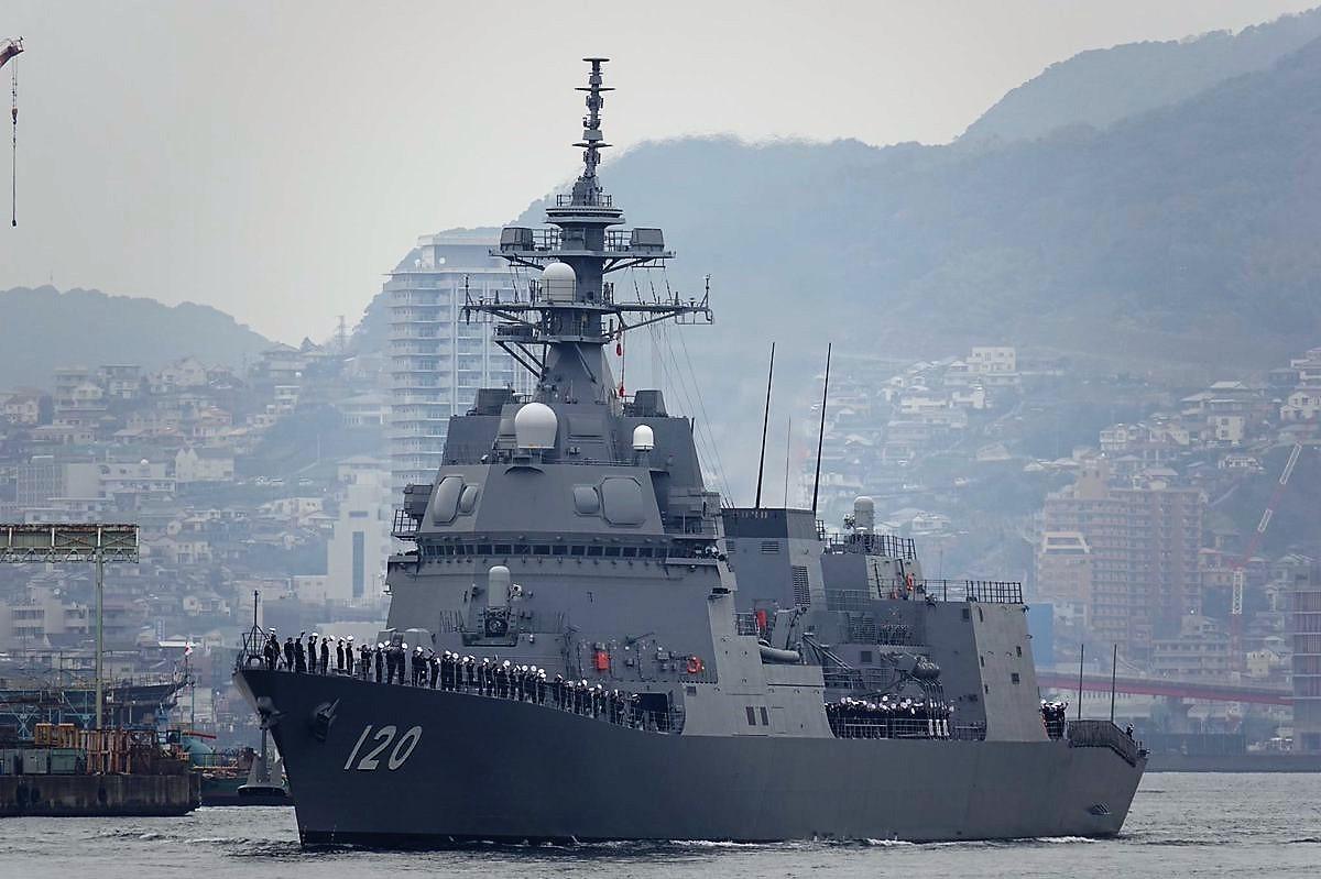 Японский эсминец типа Asahi