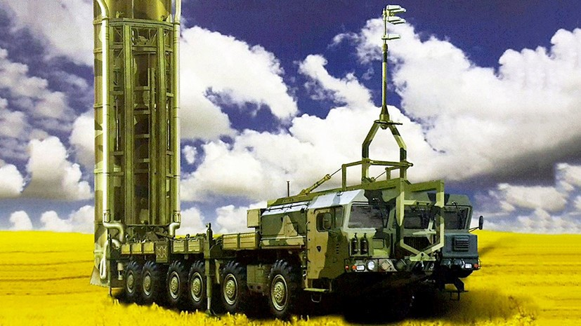 ЗРК С-500 «Прометей»