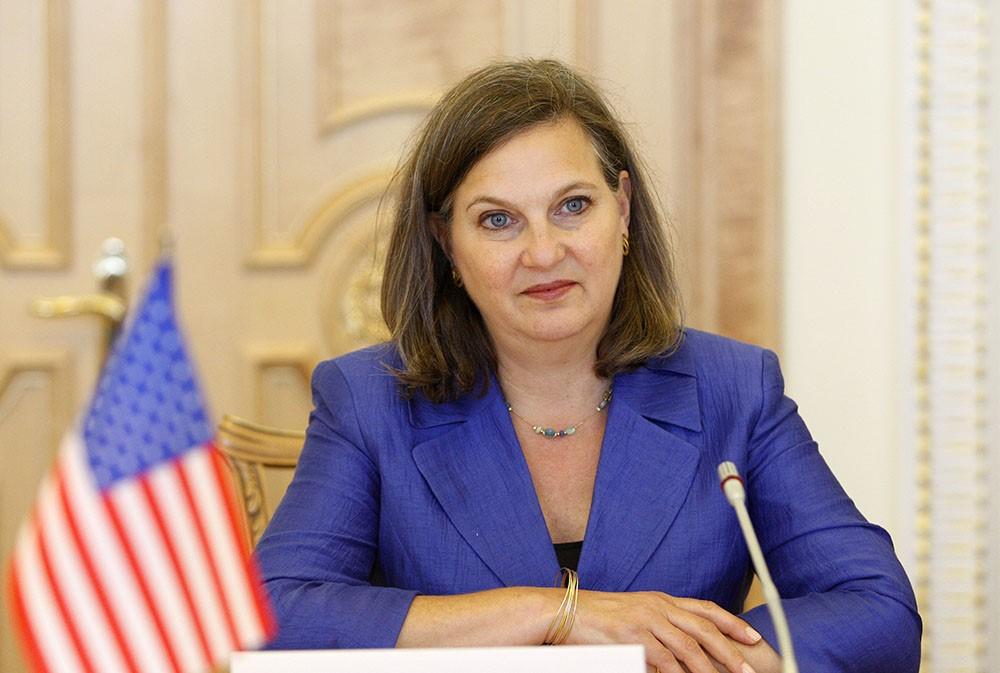 Американский политик Виктория Нуланд