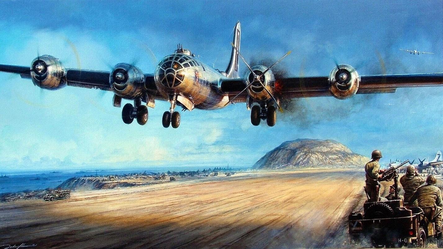 Американский самолет-шпион
