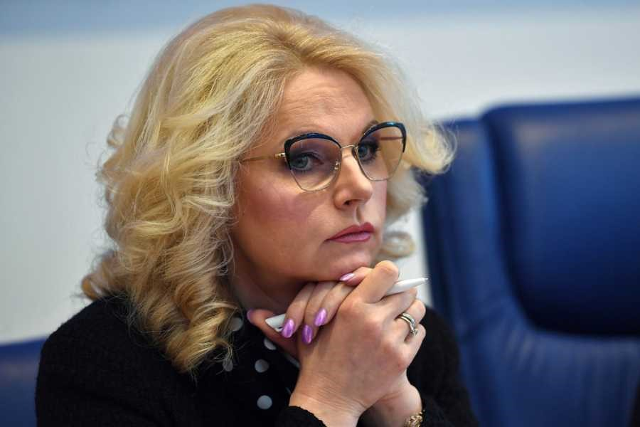 Депутат Голикова